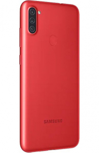 Смартфон Samsung Galaxy A11 (2020) 32Gb Красный