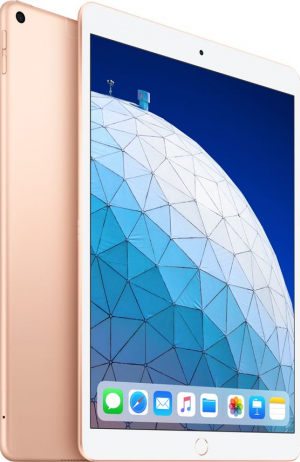 Планшет Apple iPad Air (2019) 256Gb Wi-Fi + Cellular (Gold)
