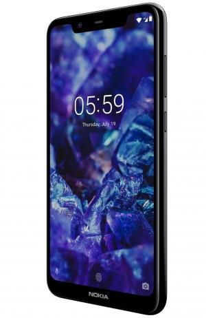 Смартфон Nokia 5.1 Plus Black (Черный)