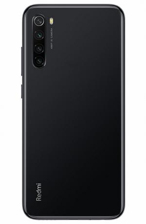 Смартфон Xiaomi Redmi Note 8 4/64GB черный космос