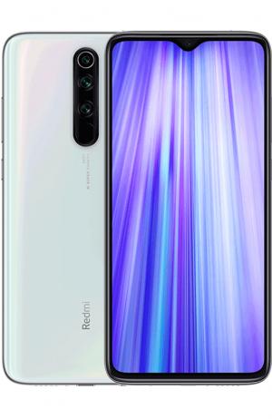 Xiaomi Redmi Note 8 Pro 6/128GB Global Version white(белый)