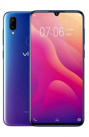 Смартфон Vivo V11i 4Gb/128Gb (сияние галактики)