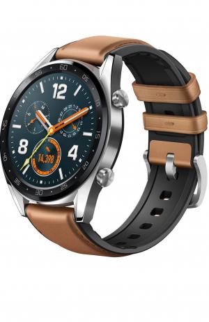 Huawei Watch GT Black Коричневый