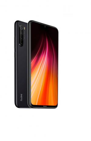 Смартфон Xiaomi Redmi Note 8T 3/32GB Черный EU