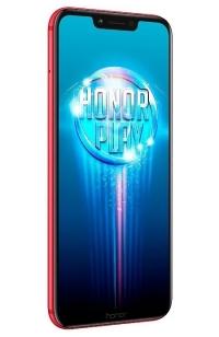 Смартфон Honor Play 4/64GB Жгучий Рубиново-красный