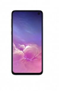 Смартфон Samsung Galaxy S10e 6/128GB Оникс