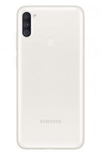 Смартфон Samsung Galaxy A11 (2020) 32Gb белый
