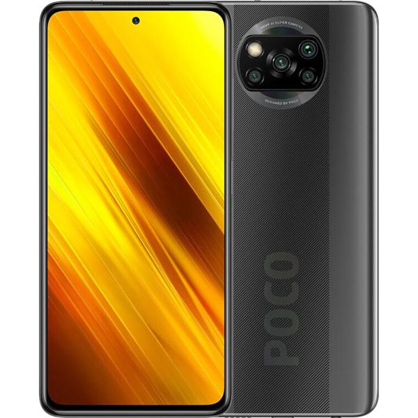 Смартфон Xiaomi Poco X3 NFC 6 128Gb EU Shadow Grey
