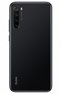 Смартфон Xiaomi Redmi Note 8 4/128GB черный космос