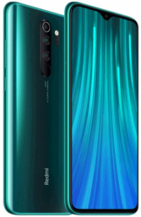 Xiaomi Redmi Note 8 Pro 6/128GB Global Version green(зеленый)