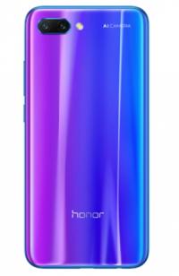 Смартфон Honor 10 4/128GB Мерцающий синий