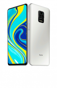 Смартфон Xiaomi Redmi Note 9S 4/64GB Белый