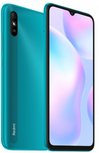 Смартфон Xiaomi Redmi 9A 2/32Gb Green Global Version
