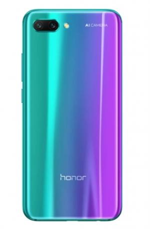 Смартфон Honor 10 4/128GB Мерцающий зеленый